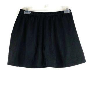 Head Tennis Golf Skirt Black Skort